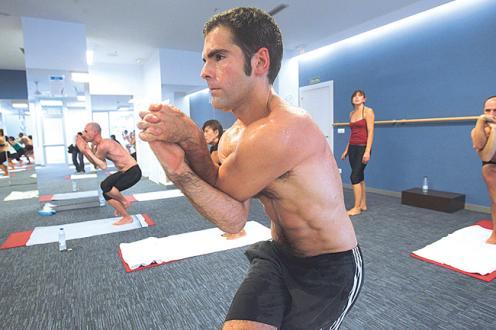 Bikram yoga: entrenar cuerpo y mente a 40 grados
